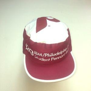 Vintage 1989 Phillies Promo Giveaway Painters Hat